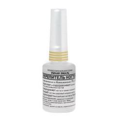 Лак-укрепитель для ногтей, Умная эмаль с протеином 11мл