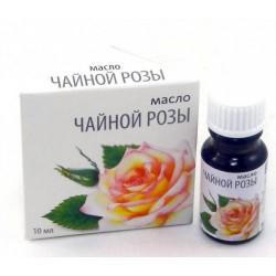 Масло чайной розы, 10 мл